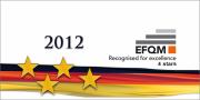TQ Managementsystem gewinnt Auszeichnung Recognised for excellence - 4 stars