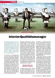 Interim-Qualitätsmanager QZ-Magazin