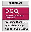 Stefan Tischner - ausgebildeter Trainer, zertifizierter TQM Consultant und Six Sigma Black Belt